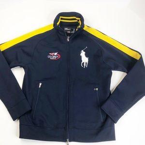 US Open 2007 Polo Ralph Lauren Men's Small Jacket